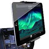 Koomus CD-Air Tab CD Slot Universal Tablet PC Car Mount Holder Cradle for iPad Air 2, iPad Mini 4, iPad and Android Devices, Black