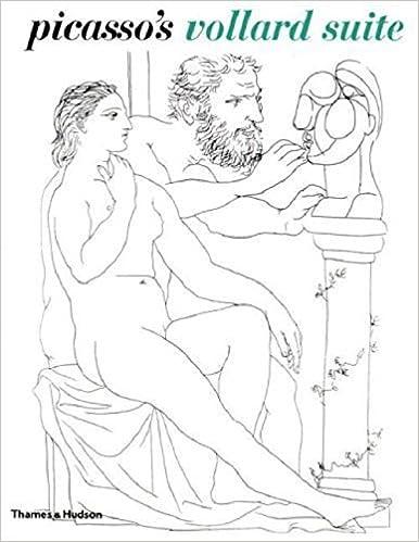 Picasso's Vollard Suite (Painters & Sculptors) by Pablo Picasso (1985-04-04)