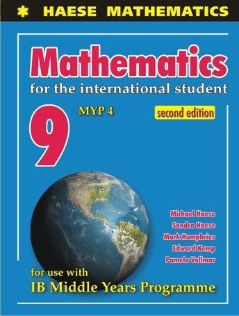 Mathematics IB 9 MYP 4