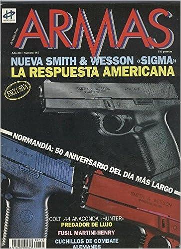 Armas numero 145: Varios: Amazon.com: Books