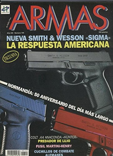 Armas numero 145: Varios: Amazon.com: Books