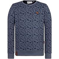 Naketano Men's Sweatshirt Boys are Krass II