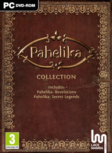 The Pahelika Collection - Revelations and Secret Legends (PC DVD)