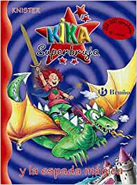 Kika Superbruja y la espada mágica Castellano - A Partir