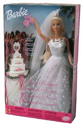 Barbie 2001 Wedding Bouquet ()