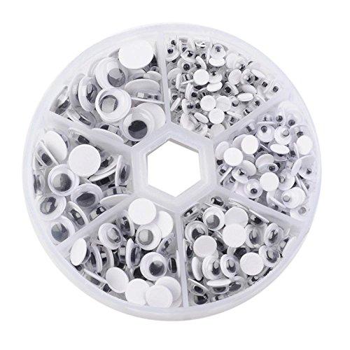 Pandahall Plastic Self adhesive Scrapbooking Accessories