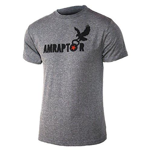 AMRAPTOR AMRAP Triblend Workout T Shirt