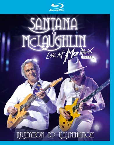 Invitation to Illumination: Live at Montreux 2011 [Blu-ray] (Santana Live At Montreux 2011)