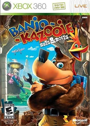 Banjo-Kazooie: Nuts & Bolts - Xbox 360 (Children Banjo)