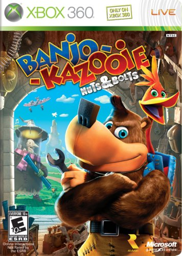 Banjo-Kazooie 3: Nuts & Bolts / Game - Xbox 360