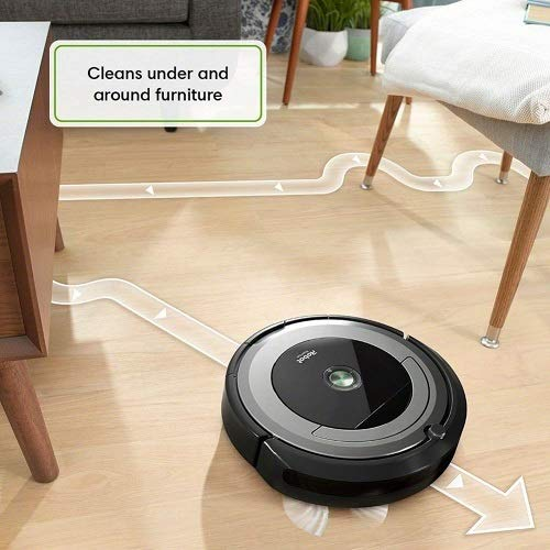 iRobot Roomba 690 Robot Vacuum Wi-Fi Connectivity review