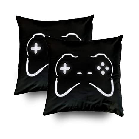 Amazon.com: TOMWISH - 2 paquetes de fundas de almohada ...