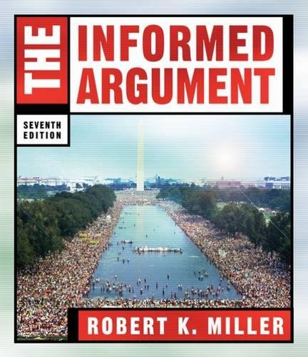 The Informed Argument