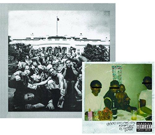 Music : To Pimp a Butterfly - Good.Kid.M.A.A.D.City - Kendrick Lamar - 2 CD Bundling