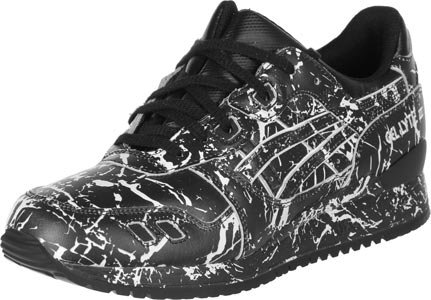 SHOES GEL ASICS III Nero LYTE UNISEX PxPgqwRr
