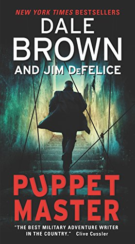 - Puppet Master (Puppetmaster Book 1)
