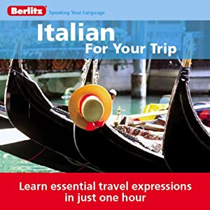 Italian for Your Trip Audiobook