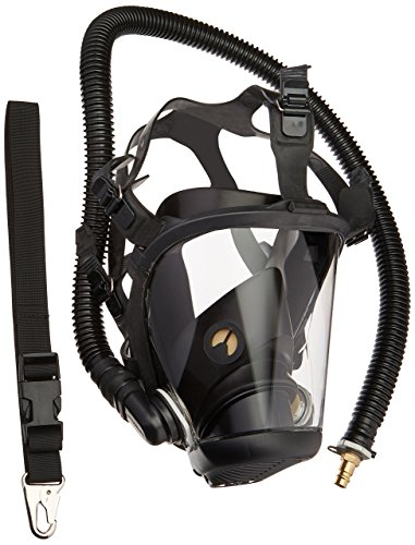 SAS Safety 9814-04 Opti-Fit Supplied-Air Fullface Respirator, Small by SAS Safety (Image #1)