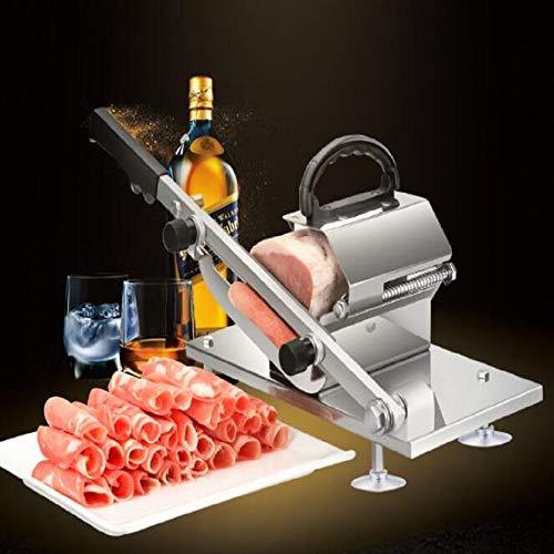 Meat Slicer Manual Meat Grinder Beef and Mutton Home Shabu Mutton Fat Beef Rolls Machine Hand Cut Mutton Machine