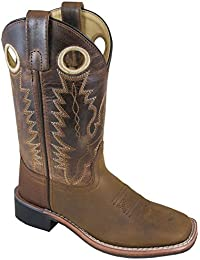Smoky Mountain Boys' Jesse Western Boot Square Toe - 3662C