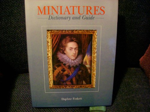 Miniatures: Dictionary and Guide for sale  Delivered anywhere in USA