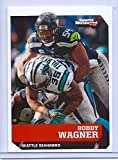 BOBBY WAGNER SEATTLE SEAHAWKS 2016 SPORTS ILLUSTRATED CARD #591! W/H TOP LOADER!