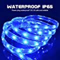 GuoTonG 12V LED Strip Rope Lights Waterproof