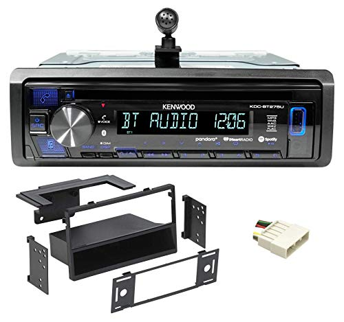 Kenwood CD Receiver w/Bluetooth iPhone/Android/for 1990-2001 Acura Integra