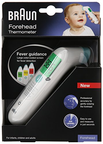 Braun Forehead Thermometer