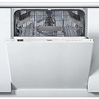 Whirlpool WKIC 3C26 Entièrement intégré 14places A++ lave-vaisselle - Lave-vaisselles (Entièrement intégré, Taille maximum (60 cm), Acier inoxydable, 1,3 m, 1,55 m, 1,5 m)