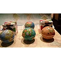 Gürbüz Yayınları 42103 Globe Bank Siyasi Küre 10 Cm