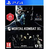 Mortal Kombat XL - Playstation 4 (versión importada)