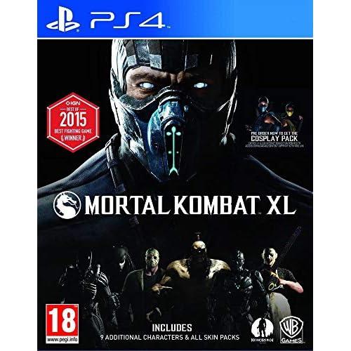 Mortal Kombat XL - Playstation 4 - TiendaMIA.com 8c80e0ba0fb95