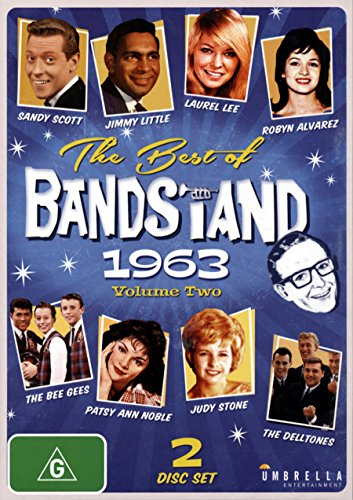 The Best Of Bandstand, Vol.2 1963 (2-DVD) (0) (The Best Of Bee Gees Vol 2)