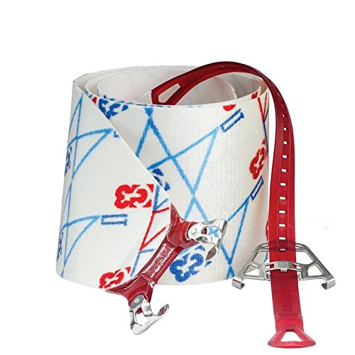G3 Alpinist Lt Skins 130mm 2016 Red/blue Short by G3