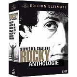 Coffret Rocky 1 � 5 + Rocky Balboa - Edition Ultimate 6 DVDpar Sylvester Stallone