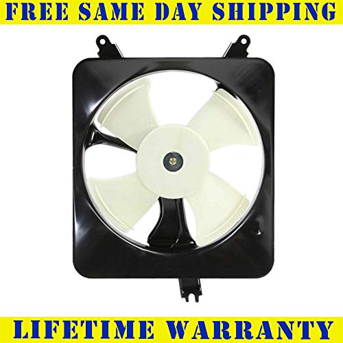 AC Condenser Fan Assembly For Honda Acura Fits Accord CL HO3113102 ()