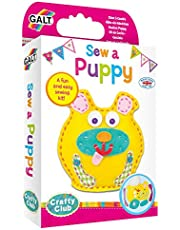 GALT Sew A Puppy Sewing Toy for Kids - Multi Color