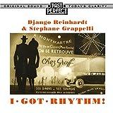 I Got Rhythm CD: Reinhardt & Grappelli European