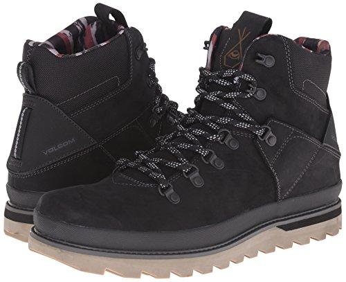 Volcom Men's Outlander Boot Snow Boot, New Black, 13 UK/13 M US by Volcom (Image #6)