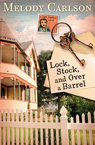 book cover of Lock, Stock, and Over a Barrel