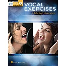 Vocal Exercises: for Building Strength, Endurance and Facility (Hal Leonard Pro Vocal)