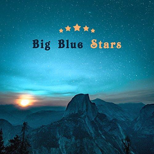 Big Blue Stars: Deep Blues Sounds, Best Electric Guitar Riffs, Old Town Saloon, Lounge Sounds & Memphis Night Bar (The Best Guitar Riffs)