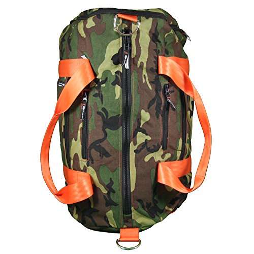 Modular Gym Bag