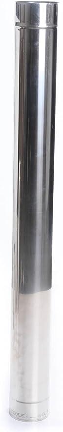 /Ø 200mm rg-vertrieb Edelstahl Bogen Ofenknie Kaminrohr Ofenbogen Knie Rohr Heizung Schornstein Sanierung 0-90/° verstellbar