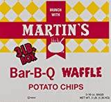 kettle chip bbq - Martin's B-B-Q Waffle Potato Chips (3 LB Box)