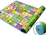 Glive's Polyester Pongee Baby Play Matt Floor Mat ( 120 * 180 cm )