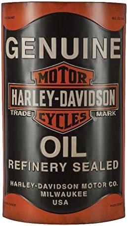 400x290mm Harley Davidson Oil Metal Sign Garage Tin wall sign Man Motorcycle Motorbike Size Extra Large A3