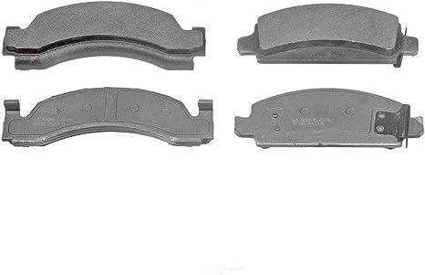 Front Ceramic Brake Pads For 1984 1985 1986 1987 Chevrolet Corvette