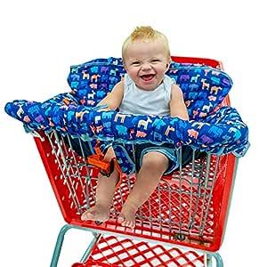 Amazon.com : Busy Bambino 2-in-1 Shopping Cart Cover ...